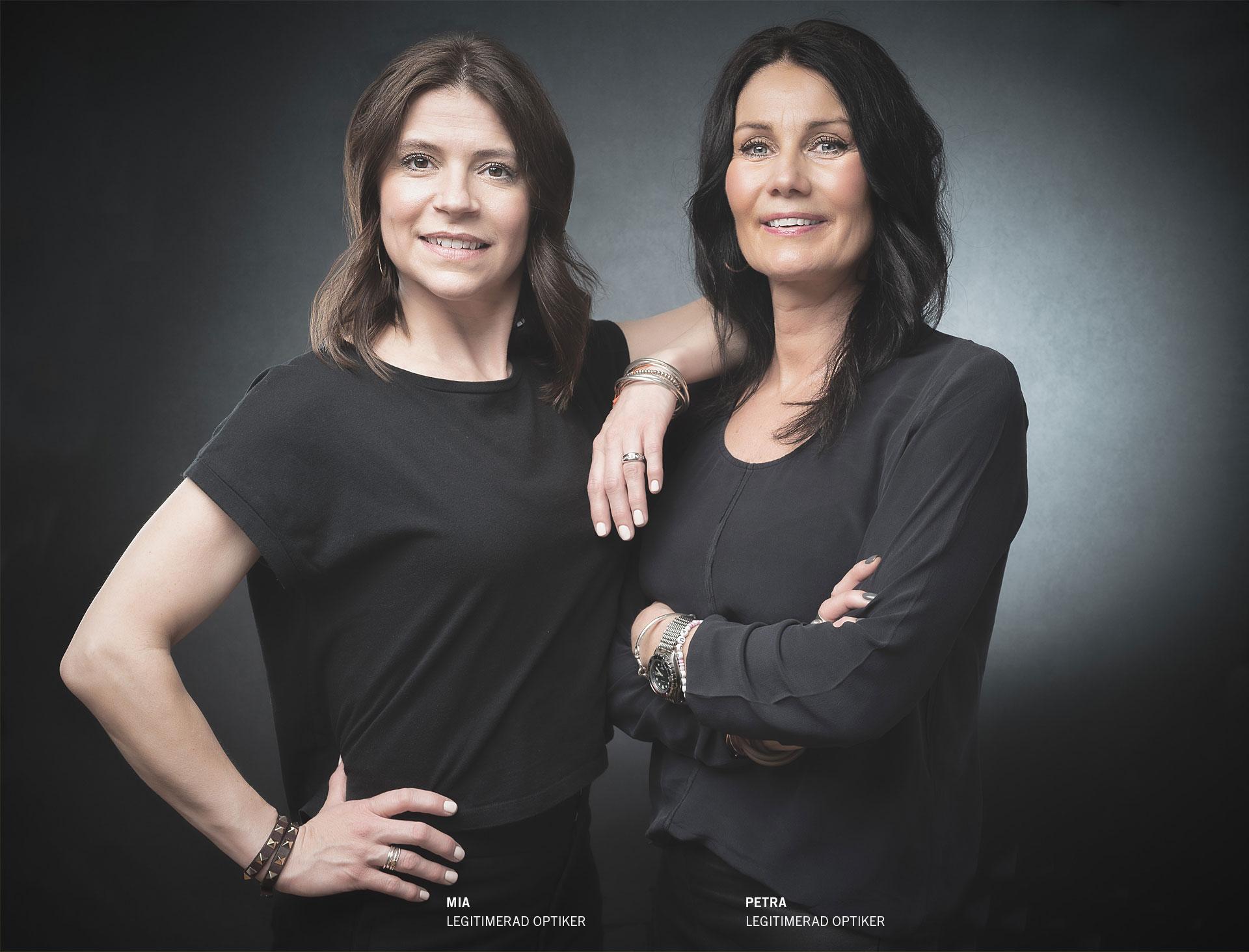 Petra och Mia
